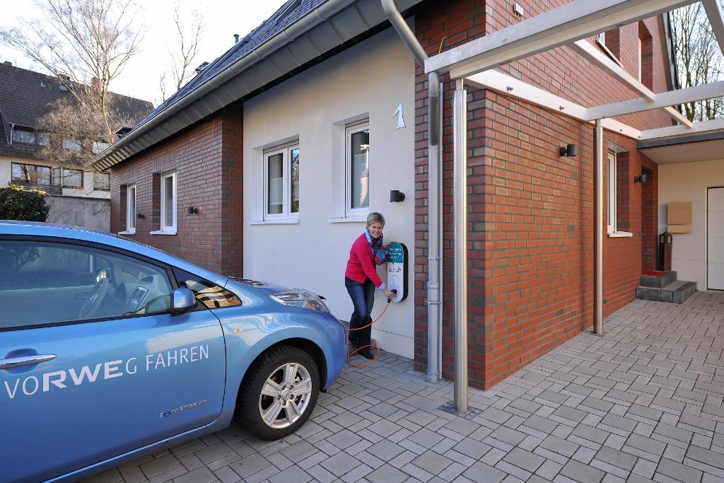 energooszczędny dom w Bottrop
