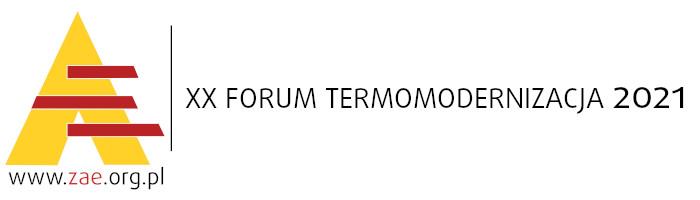 XX Forum Termomodernizacja
