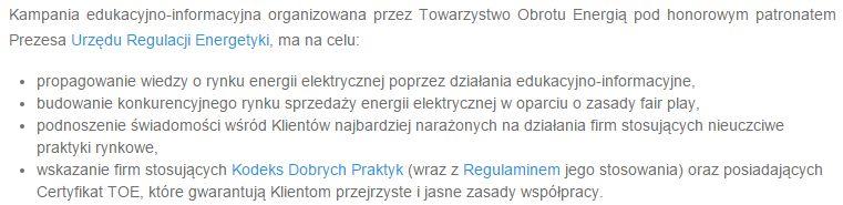 źródło: www.toe.pl/pl/kampania-edukacyjna