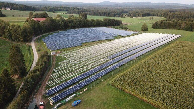 Dotacje na farmy fotowoltaiczne w 2021