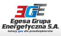 Logo firmy Egesa