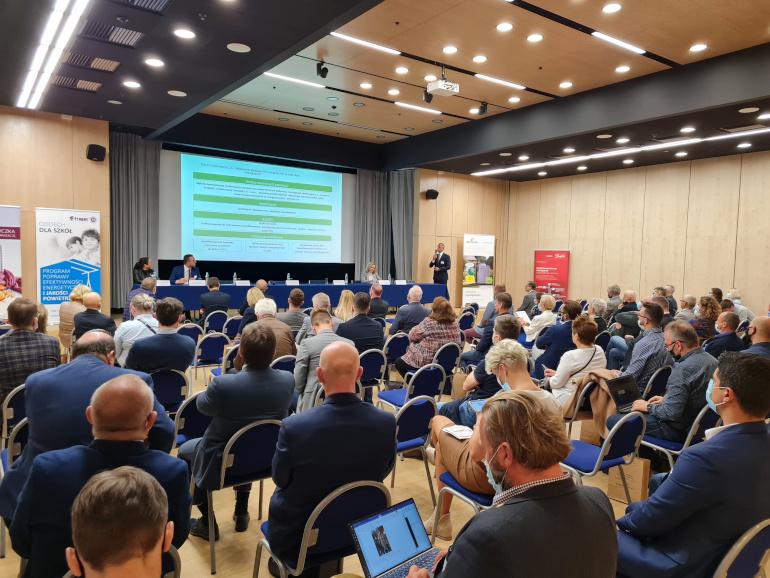 Forum Termomodernizacja 2021 - uczestnicy.