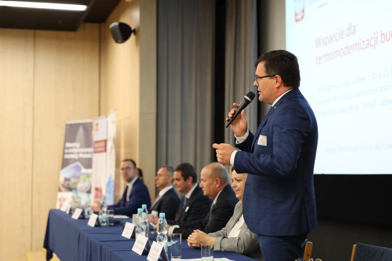 Forum Termomodernizacji 2021 - wystąpienie
