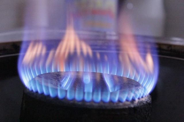 palnik gazowy - ceny gazu 2020