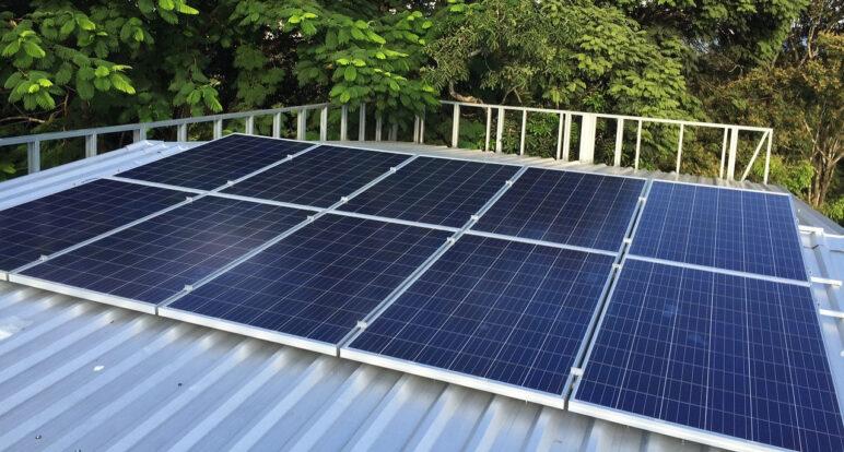 Przykładowa fotowoltaika od Natural Energy.