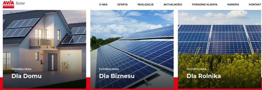Oferta AVIA Solar.