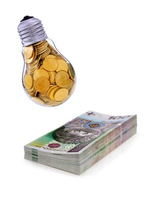 Oszczędności na prądzie w firmie